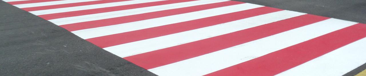 Краска для дорожной разметки